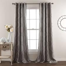 Light Gray Blackout Curtains 32 Best Blackout Curtains Images On Pinterest Curtain Panels