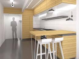 Modern Popular Kitchen Tables Folding Sides  SMITH Design - Foldable kitchen table
