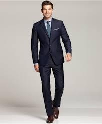 modern fit mens suits blue black gray macy u0027s