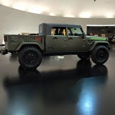 new jeep concept truck 2016 easter jeep safari concepts might be best yet jk forum