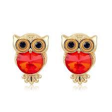 golden earrings owl golden earrings owl day