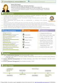 Best Resume Format For Garment Merchandiser by Visual Resume Templates 20 Marketing Resume Sample Genius