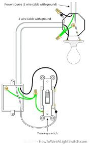 2 way light switch wire a light switch motorcycle led light wiring diagram installing
