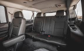chevy suburban ltz 2015 chevrolet suburban ltz interior 3rd row passenger seats 8839