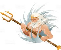 greek gods poseidon stock vector art 165752492 istock