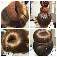 hair bun donut sandi pointe library of collections