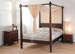 how to build a four poster bed frame ehow uk diy four poster bed murphysbutchers com