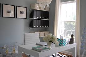 blue grey paint colors contemporary den library office