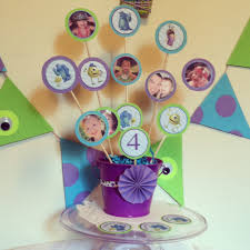 girly monsters party free party printables posh tart
