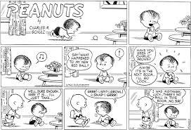 1953 comic strips peanuts wiki fandom powered wikia