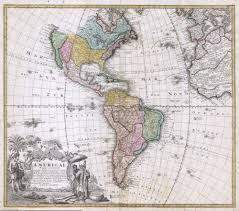 North America South America Map by File 1846 Homann Heirs Map Of North America South America