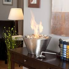 coffee table indoor fire pits using more pit the latest home decor
