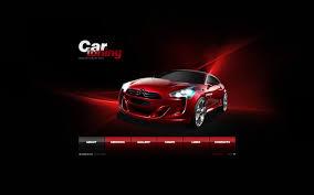 car tuning flash template 29397