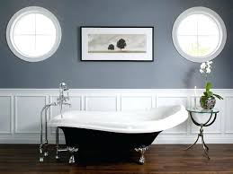 wainscoting bathroom ideas pictures bathroom wainscot height wainscoting height size amusing standard