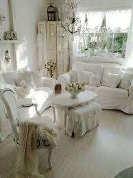 White Shabby Chic Bedroom 26 charming shabby chic living room décor ideas shelterness