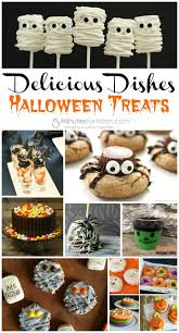 tasty halloween treats and our delicious dishes recipe party