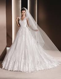 la sposa brautkleid princess wedding dress in lace la sposa la sposa