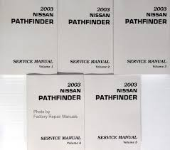 28 2003 nissan pathfinder service manual 12961 nissan