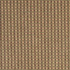 Upholstery Fabric Southwestern Pattern Green Beige And Red Check Southwest Style Upholstery Fabric By