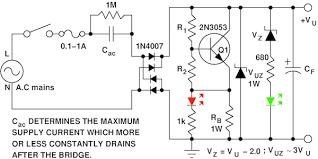 ac power your circuit without a transformer edn