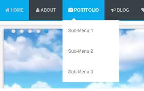 cara membuat menu dropdown keren cara membuat menu navigasi drop down responsive keren forum