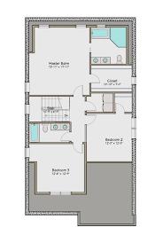 craftsman style house plan 4 beds 3 50 baths 2555 sq ft plan 461 41
