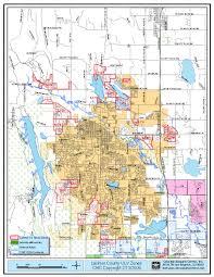 City Of Chicago Zoning Map Larimer County Zoning Map My Blog