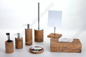 marble bathroom accessories stone bathroom accessory set catalog