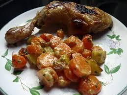 cuisiner à la cocotte minute recette de carottes à la crème cocotte minute