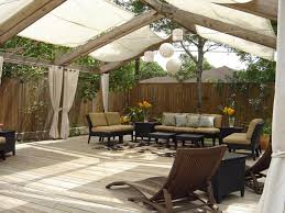 large outdoor canopy gazebo for deck design home ideas