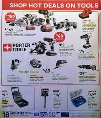 black friday no home depot ad lowes black friday 2015 tool deals