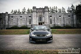 lexus isf yamaha 2012 lexus is f modified magazine