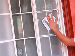 cleaning windows with vinegar 3 ways to clean glue from windows wikihow