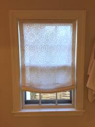 European Roman Shades - the what when and why of window treatments elements of style blog