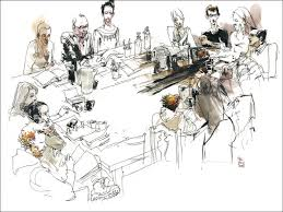first week with the cast of innocence lost citizen sketcher