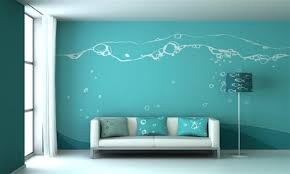 home interior paintings blue wall painting design ideas for living room home furniture