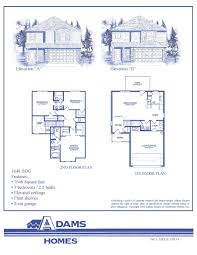 lumber creek adams homes
