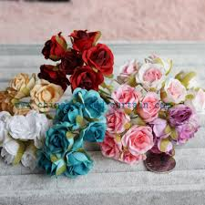 artificial flowers making for home decoration artificial flowers
