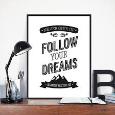Home Decor Wall Posters Compare Prices On Wall Art Quote Poster Online Shopping Buy Low