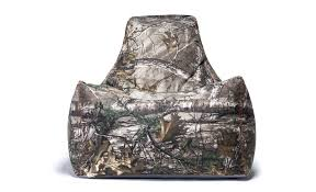 Brown Leather Bean Bag Chair Realtree Outdoor Bean Bag Chair Camo Bean Bags Jaxx Living