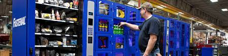 Storeroom Solutions by Fast Solutions Vending Fastenal
