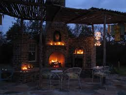 favorite 14 appealing candles in outdoor fireplace home devotee