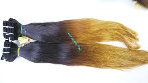 Blonde Weft Hair Extensions by Top 3 Size Best With Black Ombre Hair Extensions 8