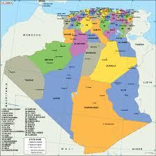 algeria physical map illustrator maps algeria vector wall maps by netmaps