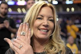 jeanie buss really wants the los angeles lakers to have an nba all