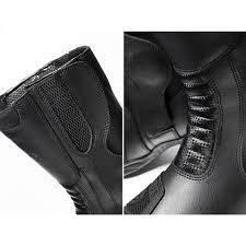 waterproof motorbike boots agrius alpha waterproof motorcycle boots motorbike scooter leather