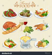 inter cuisine vector set cuisine national food stock inter 5