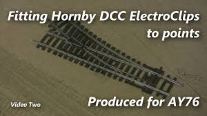 dcc series part 17 converting hornby points to dcc youtube