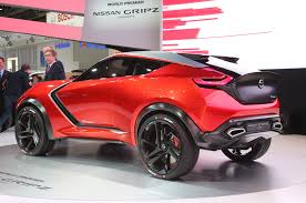 nissan egypt nissan gripz concept is a 2 2 erev crossover