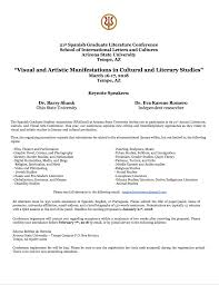 of international letters and cultures